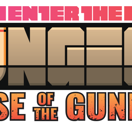 Enter The Gungeon - House of the Gundead - Logo 1